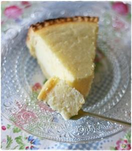 torta di ricotta senza griglia