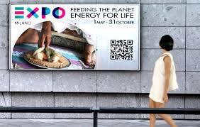EXPO2015 – Le nuove frontiere del cibo