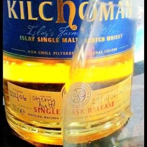 Single Malt Whisky Kilchoman